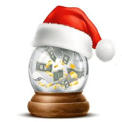 Play Club Casino: €15,000 Santa's Snowy Raffle