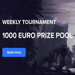 Sunpura Casino - Weekly Tournament: 1000 EUR