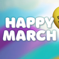 Happy March from the Platin Casino