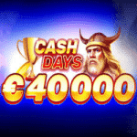 Join the €40K Cash Days at 24Bettle casino
