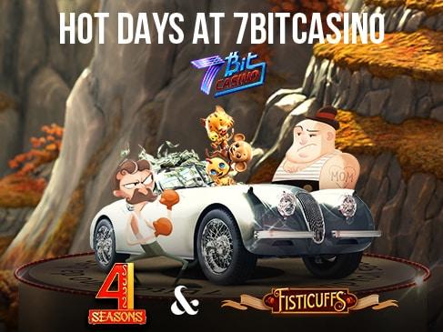 7Bit Casino promotion