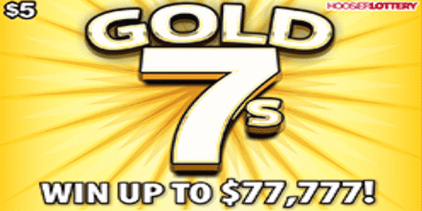 7 Gold Scratch Lottery Netent Games