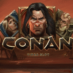 Conan Netent Video Slot