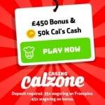 Calzone Casino Review