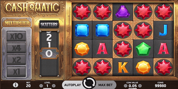Cash-O-Matic Netent Slot