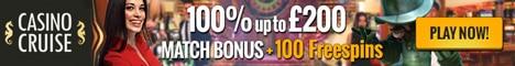 100 Free Spins & €200 Bonus