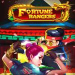 Fortune Rangers Netent Video Slot