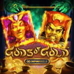 Gods of Gold Netent Video Slot