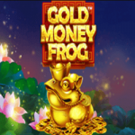 Gold Money Frog Netent Video Slot