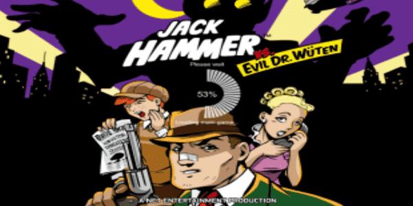 Jack Hammer Netent Slot