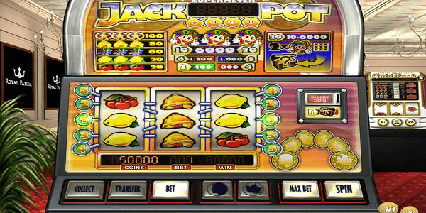 Jackpot 6000 Netent Games