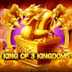 King Of 3 Kingdoms Netent Video Slot