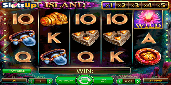 Lost Island Netent Slot