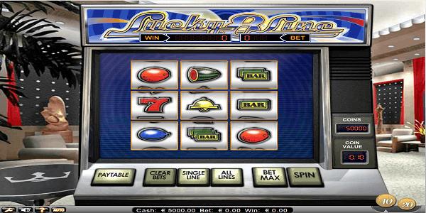 Lucky 8 Line Netent Games