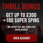 Lucky Thrillz Casino Review