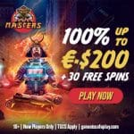 Casino Masters Review