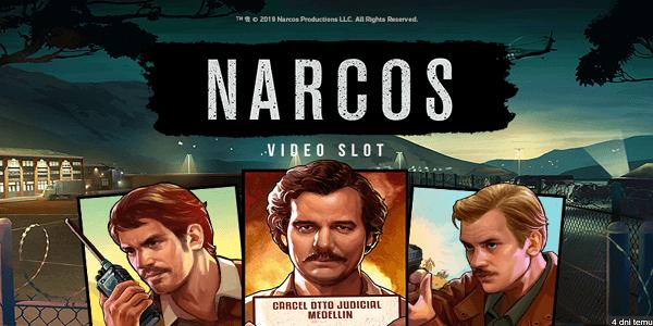 Narcos Netent Slot