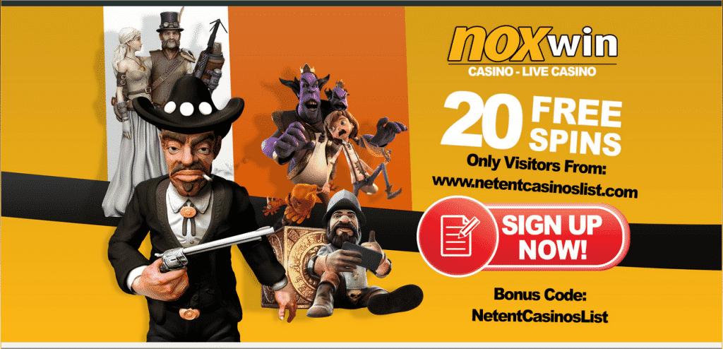 Noxwin Exclusive Bonus