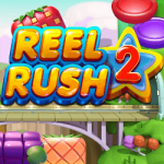 Reel Rush 2 Netent Video Slot