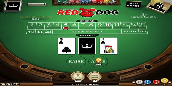 Red Dog Progressive