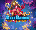 Reef Raider Video Slot