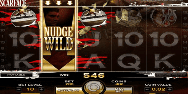 Scarface   Netent Slot