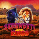 Serengeti Kings Netent Video Slot
