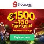 Slotsons Casino Review
