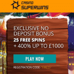 SuperWins Casino Review
