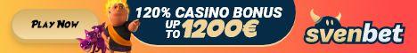 SvenBet Casino Review