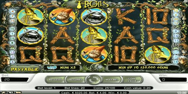 Trolls Netent Slot