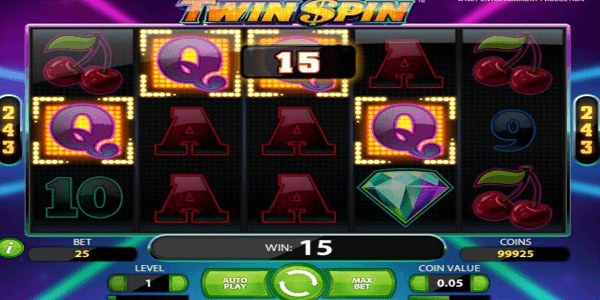 Twin Spin Netent Slot