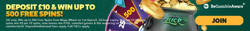 Vegas Luck Casino Review