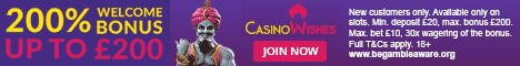 Casino Wishes Review