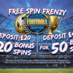 Arctic Spins casino goes on a Free Spin Frenzy