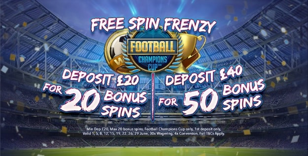 Arctic Spins Casino Free Spins