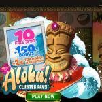 150% Bonus + 10 Free Spins from Argo Casino
