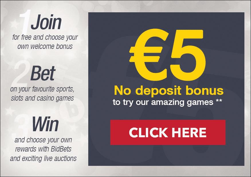 b-Bets Exclusive Bonus