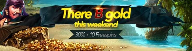 b-Bets Casino Promotion