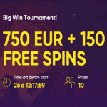 Bao Big Win Tournament: €750 + 150 Free Spins