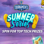 Summer Series Tournaments with BGO casino