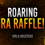 A Roaring Ra Raffle at the Big5Casino