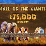 Heed the Call of the Giants at Black Spins