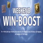 Weekend Win-Boost: February 2020 - Black Spins