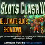 Slots Clash III - now at online casino Blue Fox