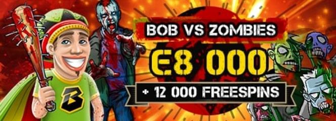 Bob Casino Promotion