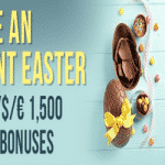 Easter at Bright Star Casino: €/$/£1,500 Bonuses