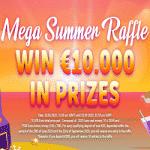Cashimashi Mega Summer Raffle: €10,000