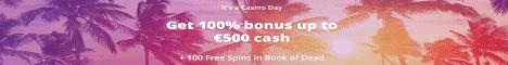 CasinoDays Review