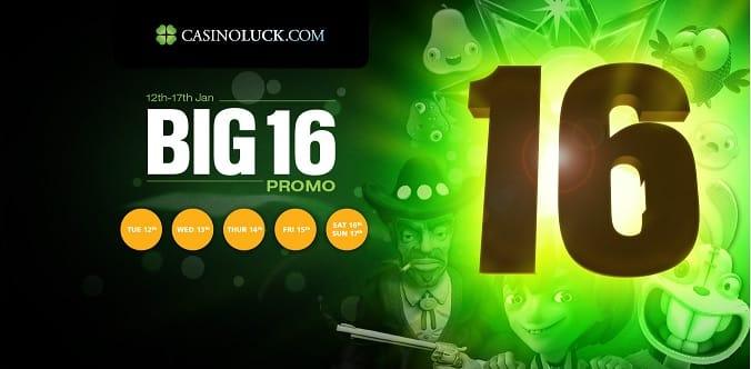 CasinoLuck promo